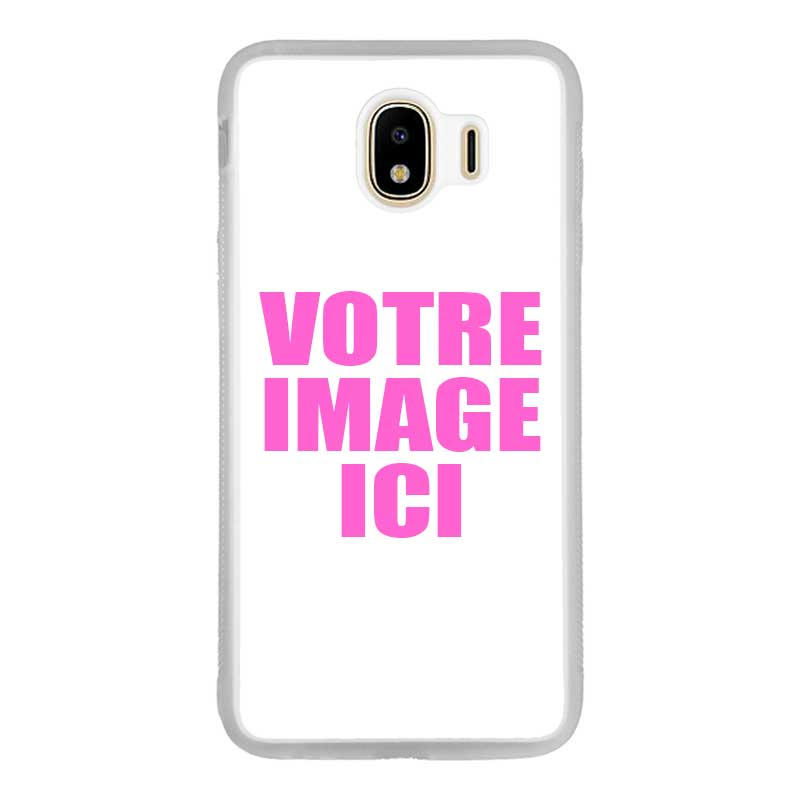 Coque Samsung Galaxy J4 2018 - Personnalisable