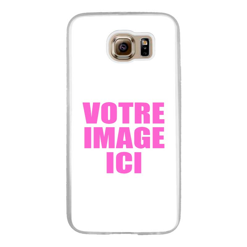 Coque Samsung Galaxy S6 Edge - Personnalisable