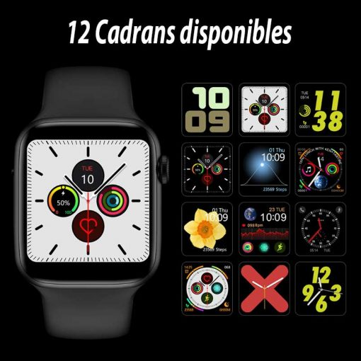 pleindegadget-montre-sport-connectee-smart-watch-5-noir-cadrans